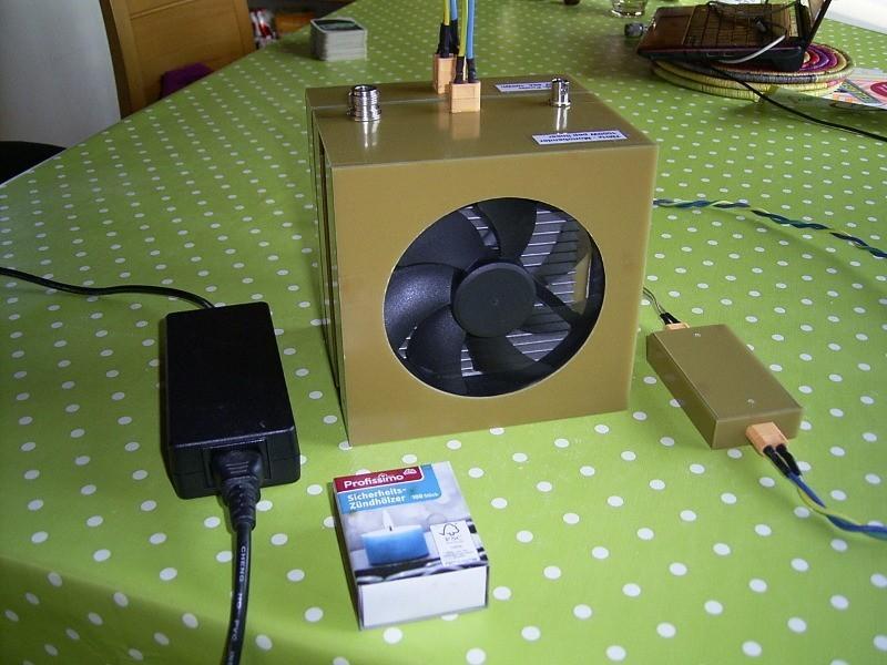 Konzeptstudie von Fred DL2NK,7 MHz Monoband-PA mit Lipo-Power und 1 kWPEP – CQ-NRW.de