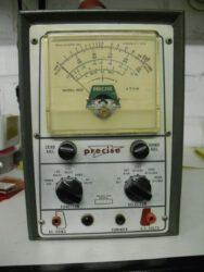 Röhrenvoltmeter