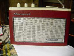 Vintage Kofferradio