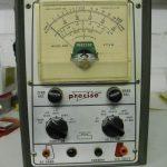 Röhrenvoltmeter - Vielfachmeßgerät