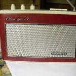 Kofferradio aus den 60er
