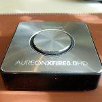 Terratec Aureon X Fire 8.0 HD externe Soundkarte (108dB)